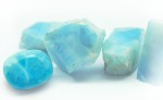 Polished Larimar