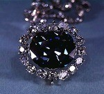 Hope Diamond, most expensive princess cut valued at two million dollars!